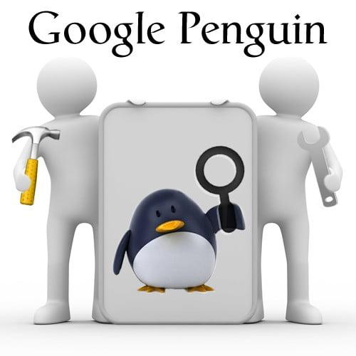 Consejos prácticos para salir de la penalización Penguin
