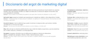 Glosario de la jerga de marketing digital 1